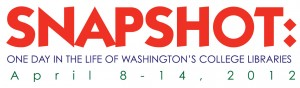 WA Library Snapshot Day logo