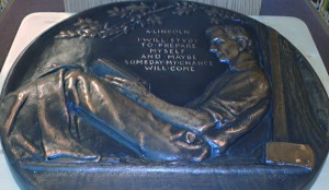 Lincoln Medallion