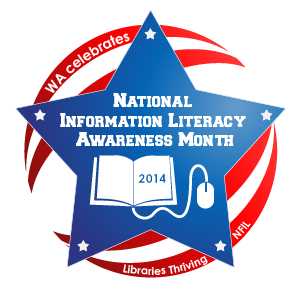 National Information Literacy Awareness Month 2014