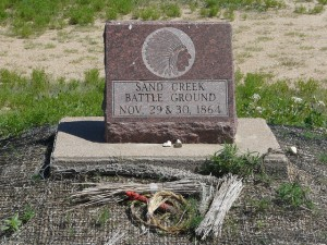 "Photo/Image Source: ""Sand Creek Massacre."" by,Jb10okie (https://creativecommons.org/licenses/by-nc-nd/2.0/j)"