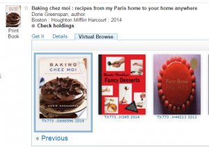 Virtual Browse Tab in Discover Catalog