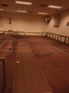 Renovation progress to Lib Lab