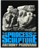 "cover of  ""The Process of Sculpture"""