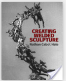 "cover of ""Creating Welded Sculpture"""