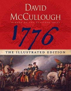 Cover of 1776: Excerpts from the Acclaimed History, with Letters, Maps, and Seminal Artwork