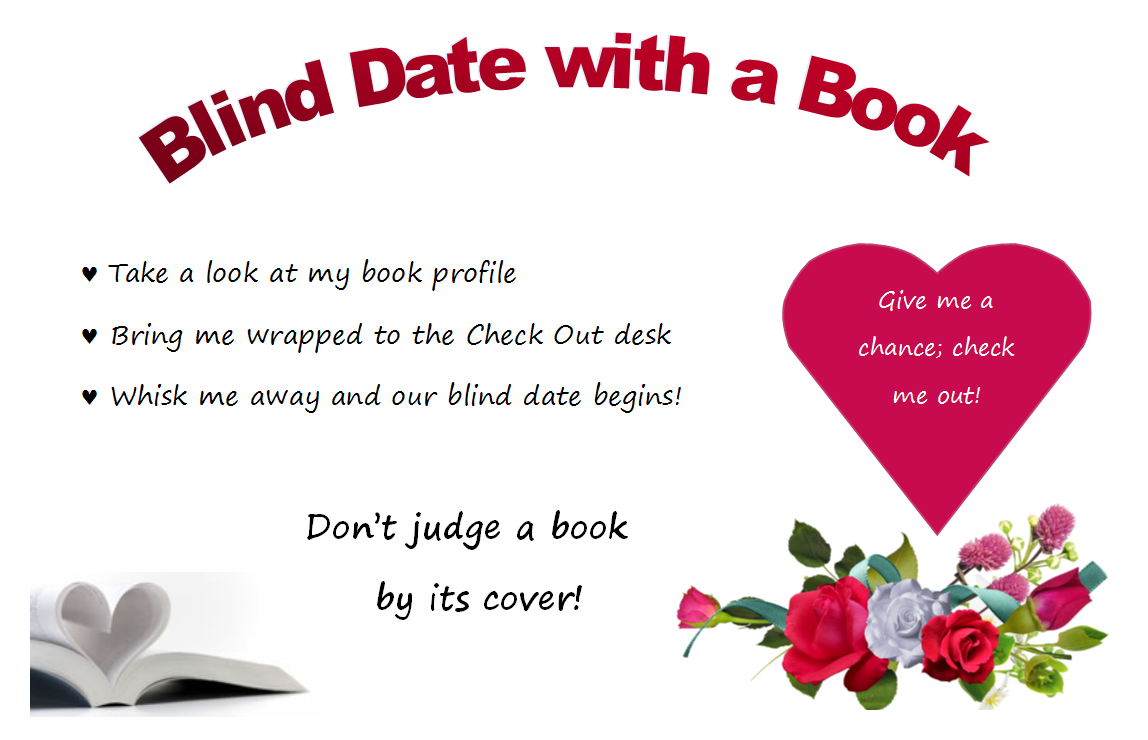 Clark College Libraries: News » Blog Archive » Blind Date ...